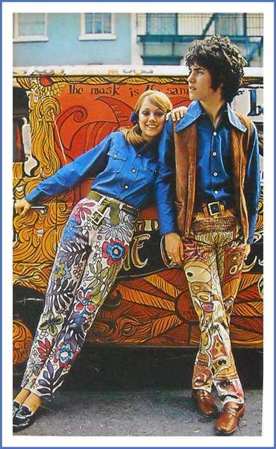джинсы произведение искусства