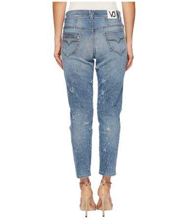 Версаче джинсы